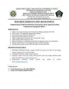 pengumuman open recruitment-1